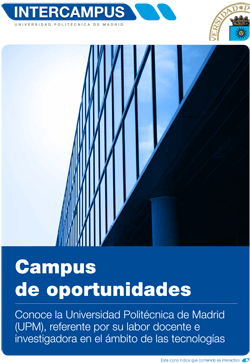 portada de la revista Intercampus