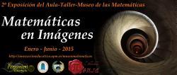 Cartel Exposición Matemáticas en imágenes UPM