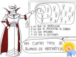 """En enero conoceremos el Ganador del concurso """"Ríete con las Mates"""""""